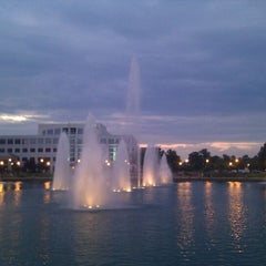 Photo taken at Newport News Marriott at City Center by Ben H. on 8/16/2011
