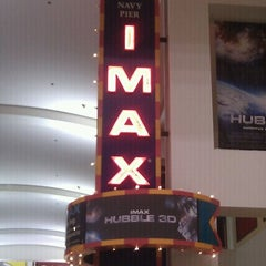 Photo taken at Navy Pier IMAX Theatre by Tom W. on 1/13/2011