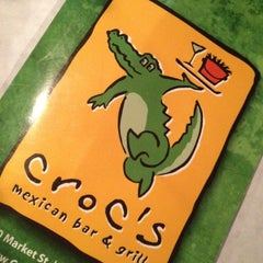 Photo taken at Croc's Mexican Grill by Holli G. on 2/18/2012