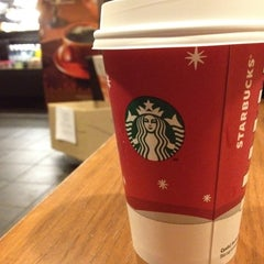 Photo taken at Starbucks by Mikey D. on 11/6/2011