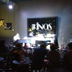 Photo taken at Kings Live Music by Andrew L. on 6/1/2012