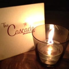 Photo taken at The Cascade Room by Justin Y. on 11/10/2011