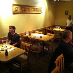 Photo taken at Sushi Tomi by Octavian C. on 11/9/2011
