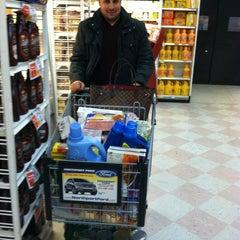 Photo taken at ShopRite by Cara G. on 1/11/2012