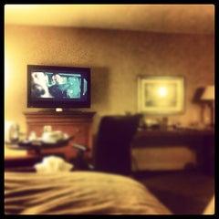 Photo taken at Sheraton Ottawa Hotel by DK A. on 3/17/2012