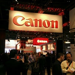 Photo taken at Canon CES Booth #13304 by David L. on 1/12/2012