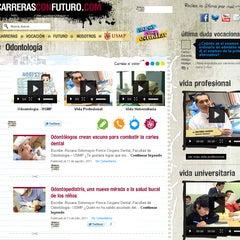 Photo taken at Facultad de Odontología - USMP by carrerasconfuturo.com on 10/6/2011
