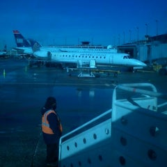 Photo taken at Terminal 2 by Delfino R. on 1/18/2012