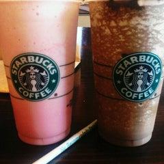 Photo taken at Starbucks by Ariel V. on 1/24/2012