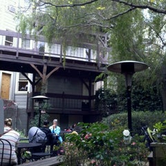 Photo taken at Arlequin Cafe & Food To Go by Kevin E. on 3/30/2012
