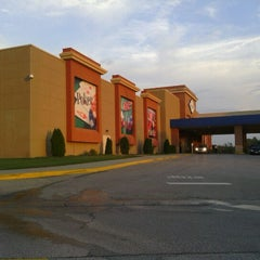 Photo taken at Presque Isle Downs & Casino by Justin M. on 9/7/2012