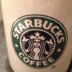 Photo taken at Starbucks by Arina S. on 2/28/2012