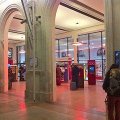 Photo taken at Gare SNCF du Mans by MikaelDorian on 1/26/2011