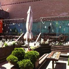 Photo taken at MyMoon Restaurant by CitySolve on 5/18/2012