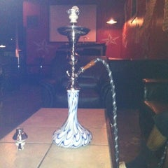 Photo taken at 40 Thieves Hookah Lounge by Ayaz A. on 8/7/2011