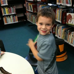 Photo taken at Austin Public Library - Old Quarry Branch by Dianne P. on 6/11/2012