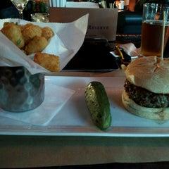 Photo taken at Plan B Burger Bar by Kevin K. on 9/5/2012