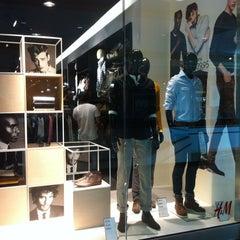 Photo taken at H&M by Logan R. on 7/25/2012
