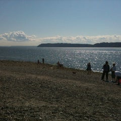 Photo taken at Mukilteo Lighthouse Park by Elisa D. on 5/26/2012