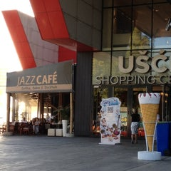 Photo taken at Ušće Shopping Center by oksana on 8/28/2012