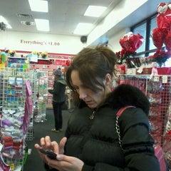 Photo taken at Dollar Tree by Jami on 2/3/2012