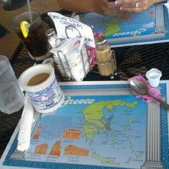 Photo taken at Grecian Island Restaurant by Tony B. on 5/12/2012
