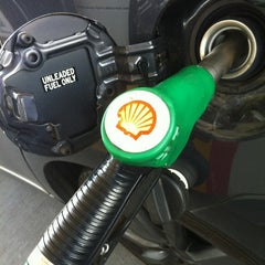 Photo taken at Shell by Eduard B. on 6/10/2012