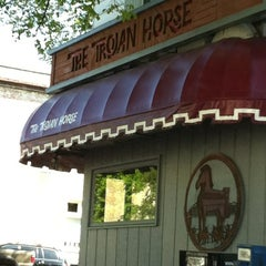 Photo taken at Trojan Horse by Michael T. on 4/10/2012