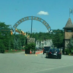 Photo taken at Canobie Lake Park by Colleen B. on 7/3/2012