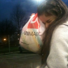 Photo taken at Unimarc by Daniela R. on 7/12/2012