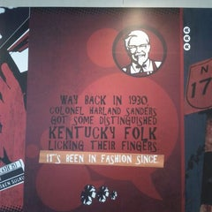 Photo taken at KFC by Vishi G. on 5/21/2012