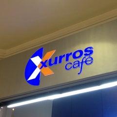 Photo taken at Xurros Café by Dayan C. on 6/5/2012