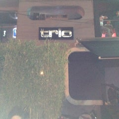 Photo taken at Trio by Diego R. on 5/13/2012