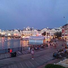 Photo taken at Disney's Boardwalk Villas by Jeff B. on 6/13/2012