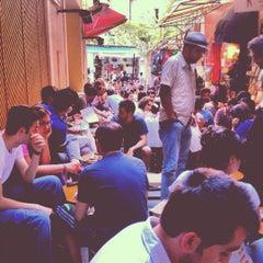 Photo taken at Kahveci Mustafa Amca Jean's by Samir G. on 7/14/2012