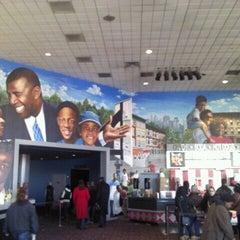 Photo taken at AMC Magic Johnson Harlem 9 by Macy R. on 2/20/2012