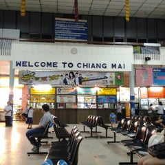 Photo taken at สถานีขนส่งผู้โดยสารเชียงใหม่ แห่งที่ 2 (อาเขต) Chiangmai Bus Terminal 2 (Arcade) by Supawat S. on 7/11/2012