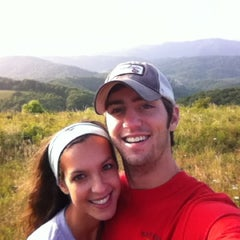 Photo taken at Max Patch by Natalie on 7/4/2012