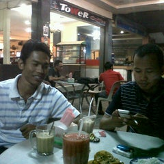 Photo taken at Tower Coffee by Indra K. on 7/6/2012