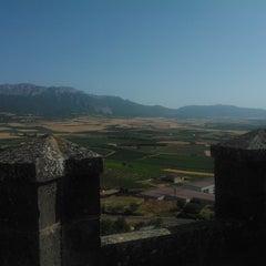 Photo taken at Castillo El Collado by Hanna K. on 6/29/2012