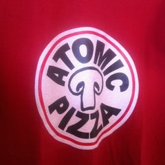 Photo taken at Atomic Pizza by Antjuan L. on 7/13/2012