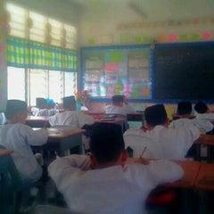 Photo taken at Sekolah Agama Bandar Seri Alam by Ian Y. on 3/20/2012