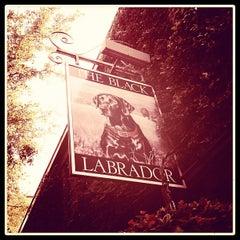 Photo taken at The Black Labrador by Joshua J. on 8/21/2012