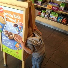 Photo taken at Jamba Juice by Theodore S. on 2/18/2013