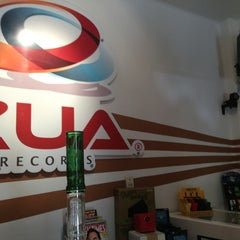 Photo taken at Zua records by Don C. on 2/26/2013