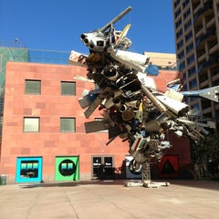 Photo taken at MOCA by Rogerio F. on 1/20/2013