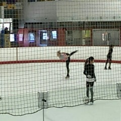 Photo taken at San Diego Ice Arena by Lisa K. on 8/14/2015