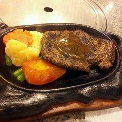 Photo taken at Cazasuki Italian Steak House by Ksl H. on 3/10/2013