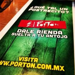 Photo taken at El Portón by Mario D. on 12/24/2013