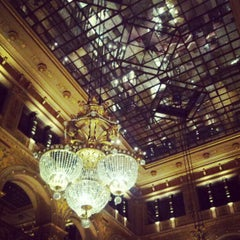 Photo taken at Hotel Concorde Opéra Paris by Susan A. on 3/12/2013